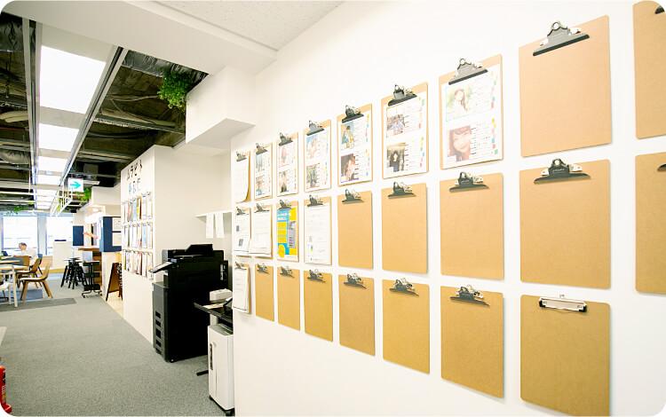 <施設運営>ポスター、チラシなどの制作、データ入力などの各種事務作業、社員の補助業務