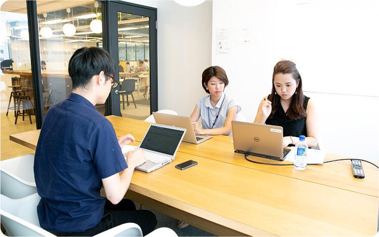<コミュニティ形成>HPコラム作成とSNS運用、会員イベントの運営など